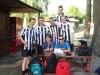 Pierwszy, historyczny zjazd kibiców Newcastle United