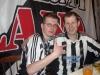 Zjazd kibiców Newcastle Utd w Wiśle (2007)