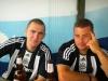 Zjazd kibiców Newcastle Utd w Łebie (2009)