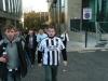 Zdjęcia z wyjazdu na mecze z Blackburn i Fulham (9-14.11.2010)